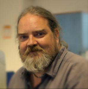 Toby Nicholson, lead consultant at RailRS3